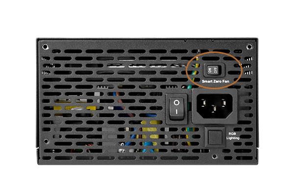 Thermaltake Smart Pro RGB 650W Bronze Fully Modular Power Supply